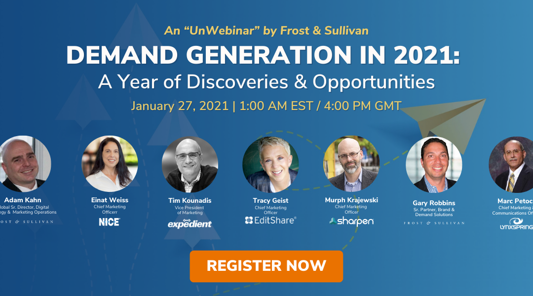 Demand Generation in 2021: A Year of Discoveries & Opportunities