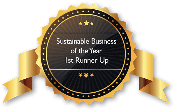 Sustainability-Business of the year Runner up