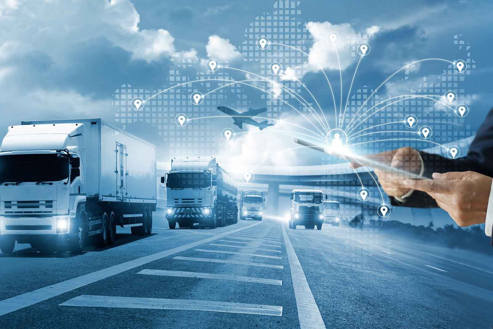 Connected truck telematics enable App-based ecosystems