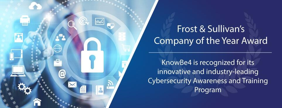 KnowBe4's Cybersecurity Offerings Empower Clients to Significantly Improve Their First Line of Defense—Their Employees