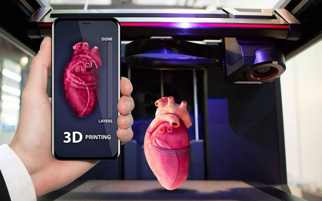 Global 3D Print Materials Market for Healthcare Industry Set for Quantum Change and 20.3% CAGR Growth from 2018 to 2025