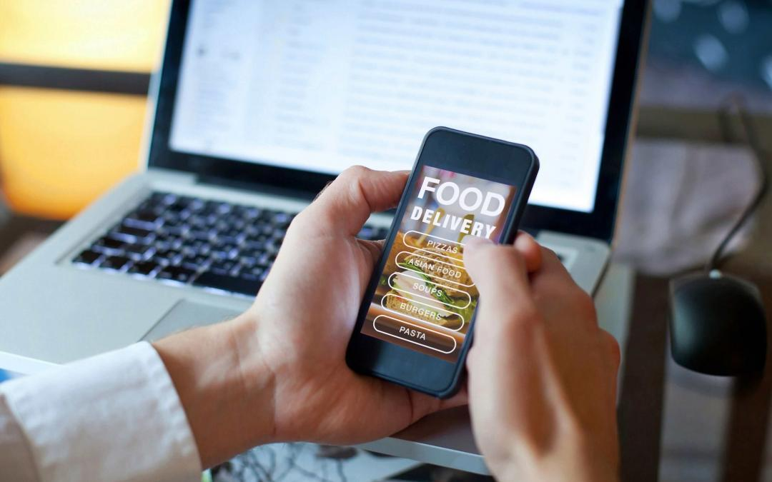 Four Trends Transforming Online Food Delivery: What You Need to Know Now