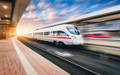 Digitalisation of Railways to Drive Sharp Increase in  Adoption of Connected Trains and Fleet Telematics