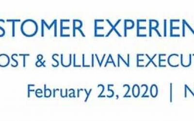 NYC Welcomes the Customer Experience Ecosystem: A Frost & Sullivan Executive MindXchange