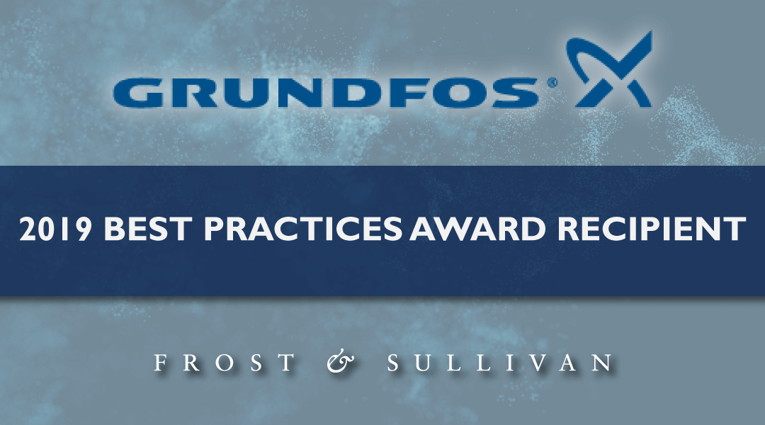 Grundfos Lauded by Frost & Sullivan for Providing Sustainable Water Supply in Emerging  Economies  with its Solar-powered Water Pumps