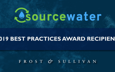 Sourcewater Awarded by Frost & Sullivan for Its Digital Water Intelligence Platform for the Energy Industry
