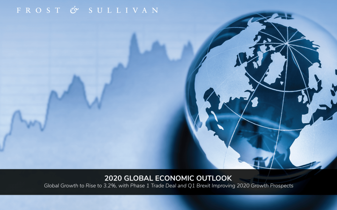 Frost & Sullivan Webinar to Shine Light on the 2020 Global Economic Outlook
