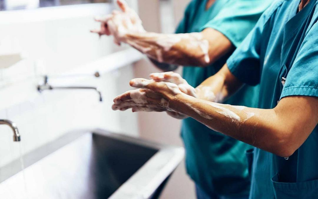 Hand Hygiene Market will Reach $1.98 Billion in the US and EU5 with High Adoption of Gamification