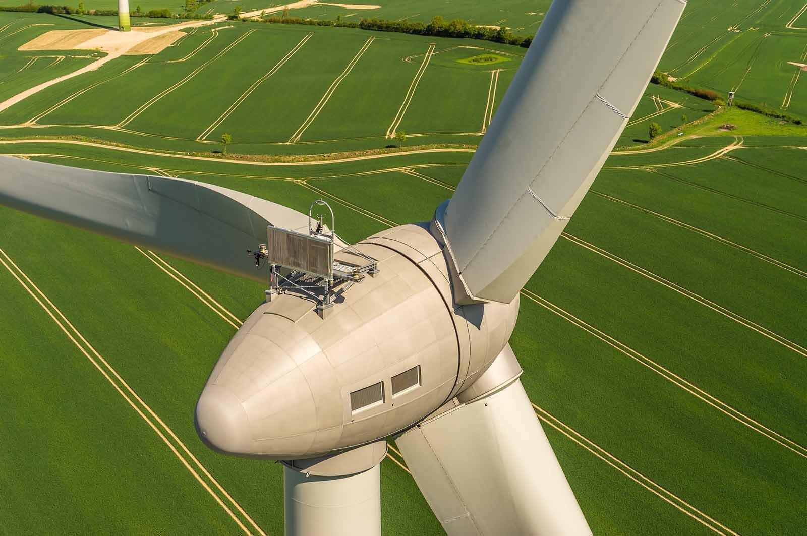 wind turbine materials