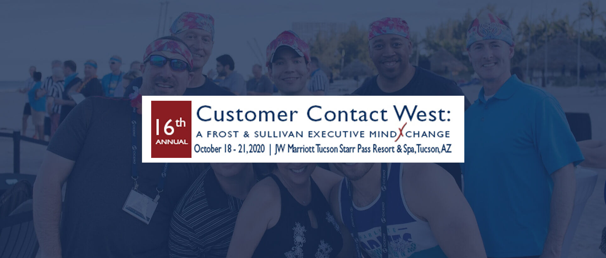 Customer Contact West Logo