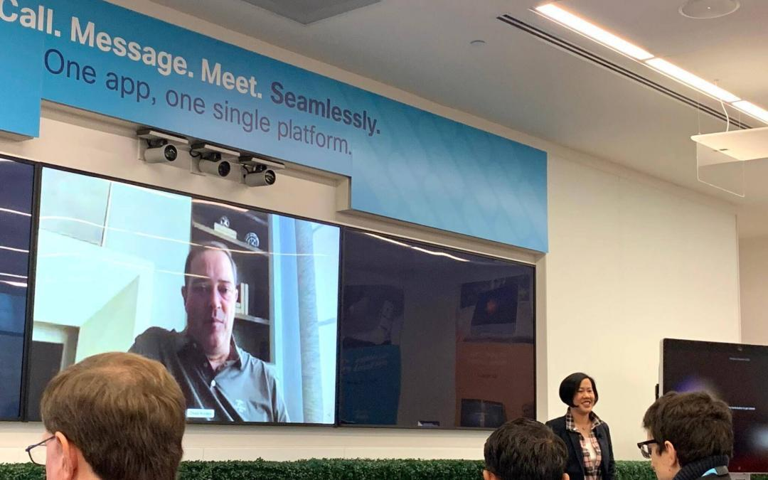 Cisco is Upping its Game in Collaboration: Will Webex Succeed in Reinventing Itself?