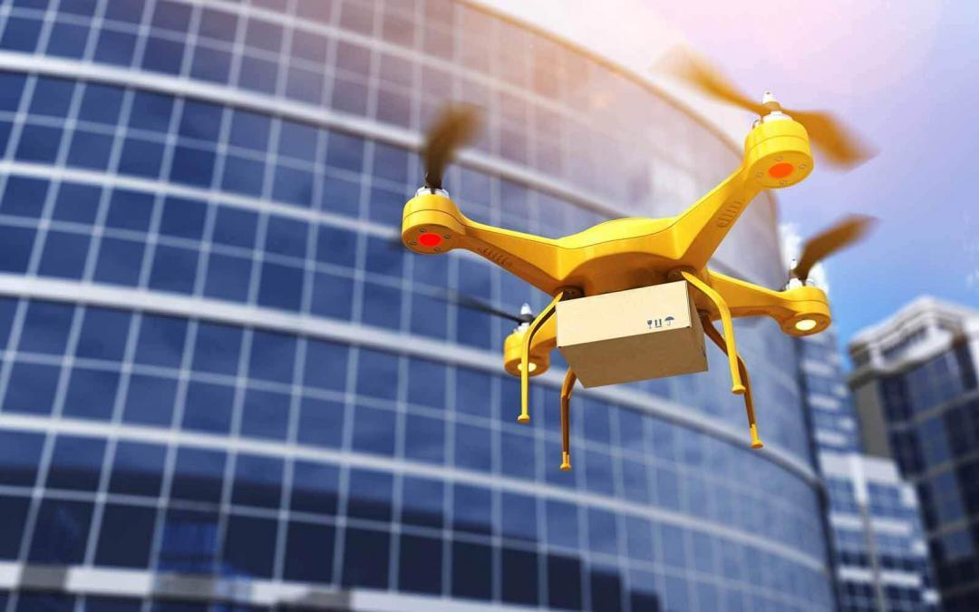 Commercial Drone Market to Hit 2.91 Million Units by 2023, says Frost & Sullivan