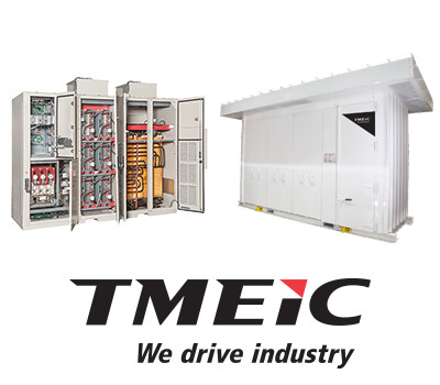 TMEIC Acclaimed by Frost & Sullivan for the Unique Heat Dissipation Design of its MV Drive, TMdrive-Guardian