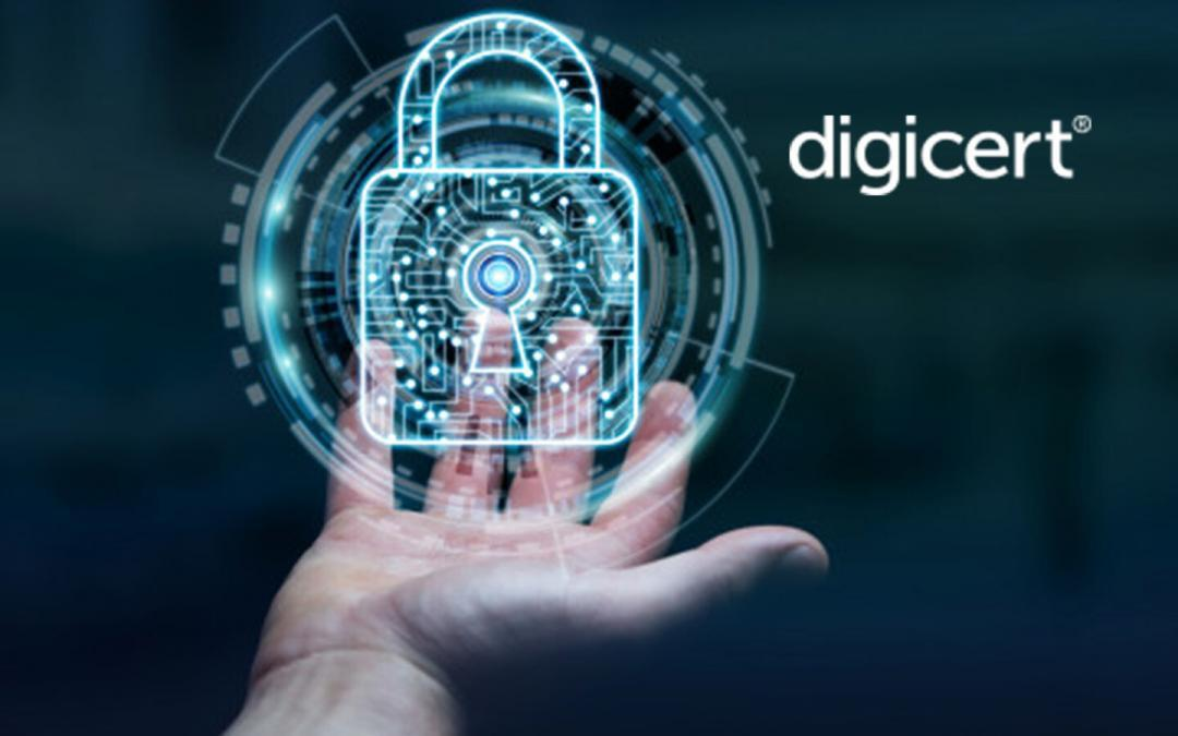 DigiCert Named 2020 Global Company of the Year in TLS Certificate Market by Frost & Sullivan