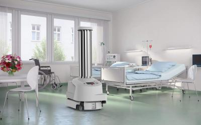 Blue Ocean Robotics Commended by Frost & Sullivan for Supporting Hospitals with its Range of Telepresence, Disinfection, and Rehabilitation Robots