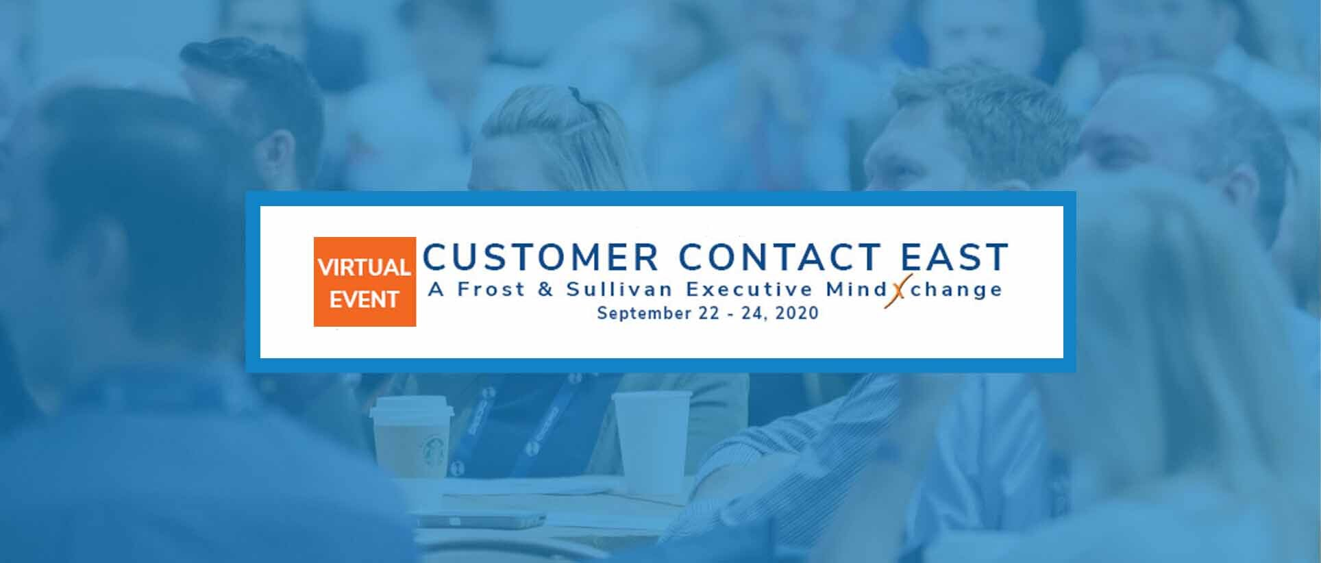 Customer Contact East Logo