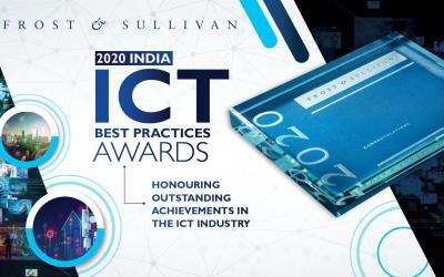Frost & Sullivan Recognizes Disruptive Technology Trendsetters in the Indian ICT Industry