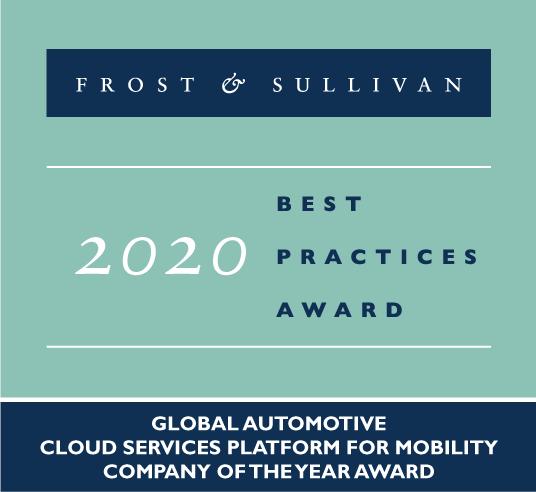 Amazon Web Services Award