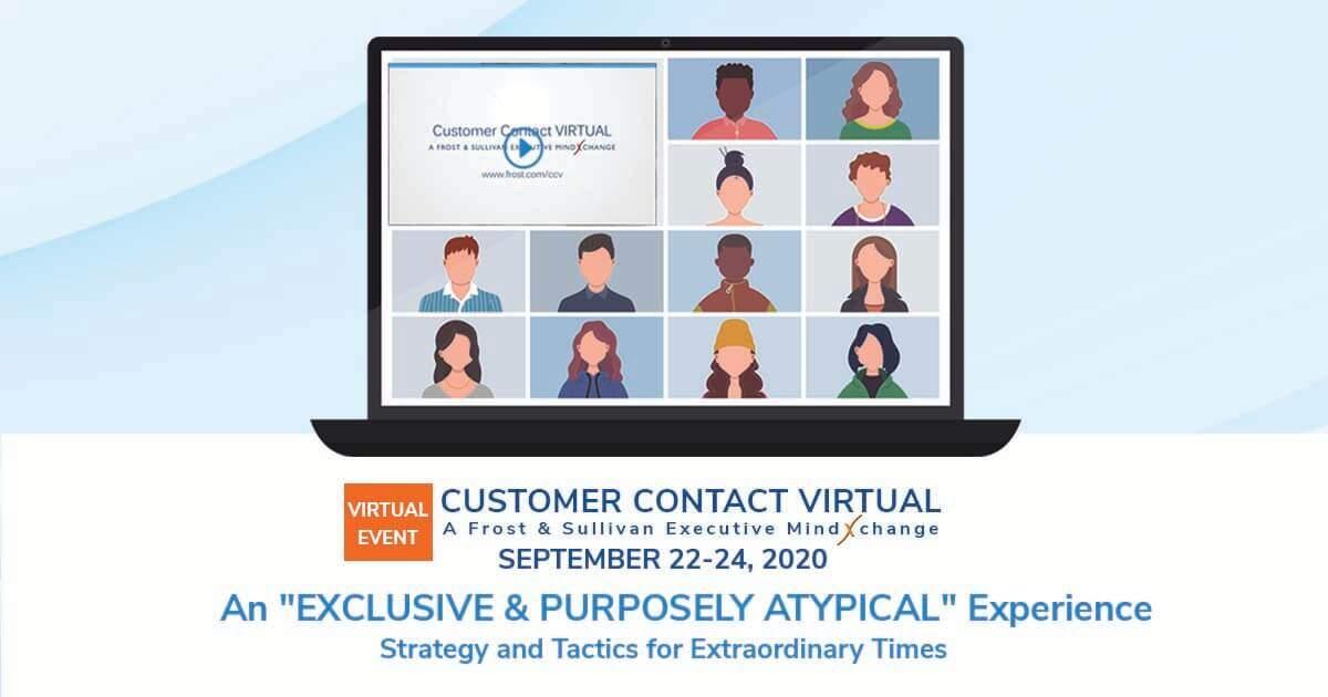 Customer Contact Online Webinar