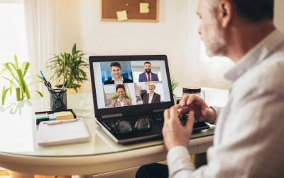 Widespread Shift to Remote Work Presents Massive Opportunities for Virtual Meeting Solution Providers