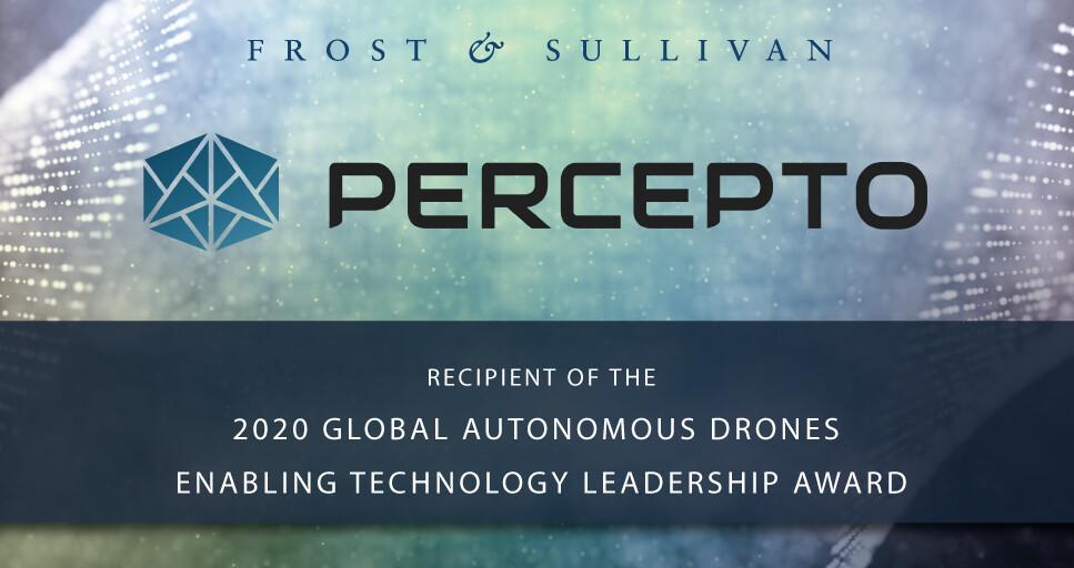 Percepto Mitigates COVID-19 Impact with Autonomous Drone Technology