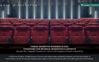 Discover the Untapped Revenue Potential of Cinema in the Kingdom of Saudi Arabia
