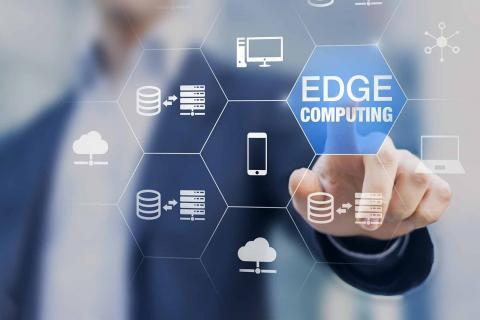 Edge Computing Graphic