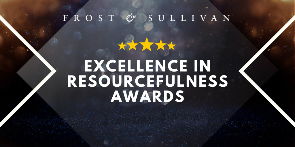 Frost & Sullivan Excellence Awards