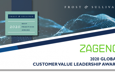 ZAGENO Acclaimed by Frost & Sullivan for Simplifying the Biotech Purchasing Process with Its Intuitive eCommerce Platform