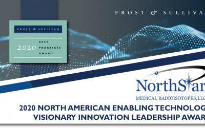 NorthStar Commended by Frost & Sullivan for its RadioGenix® System, an Innovative, High-Tech Separation Platform for Processing Non-Uranium-based Mo-99