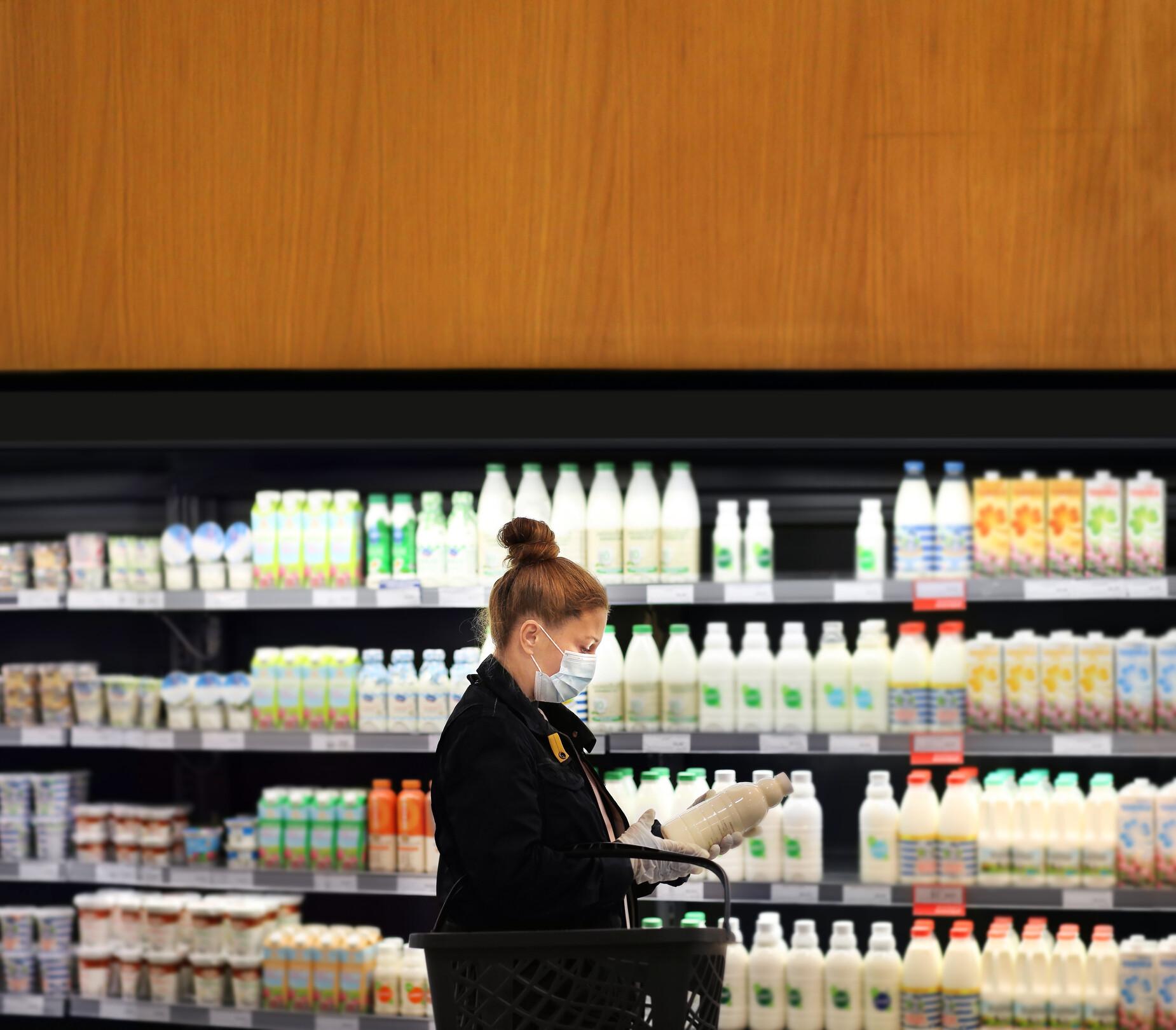 dairy market Saudi Arabia