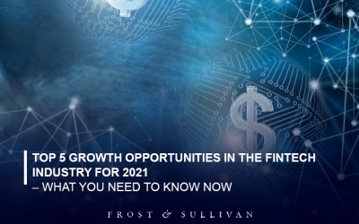 5 Growth Opportunities to Seize in the Fintech Industry in 2021