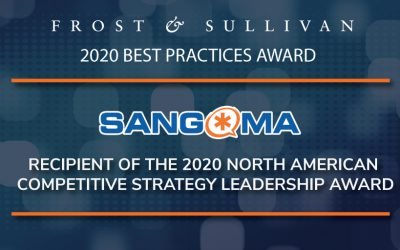 Sangoma Commended by Frost & Sullivan for Delivering Exceptional Customer Experience with its Wide Portfolio of UC Solutions