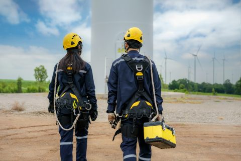 PPE in wind energy