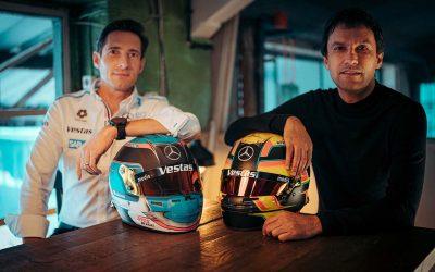Movers & Shakers Interview with Jan Gupta, President, Modis Adecco and Ian James, Team Principal, Mercedes-EQ Formula E Team