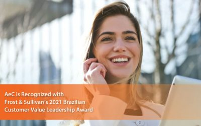 AeC Lauded by Frost & Sullivan for Employing a Mix of Technology and Human Expertise to further strengthen its position in the Brazilian Customer Experience Outsourcing Market