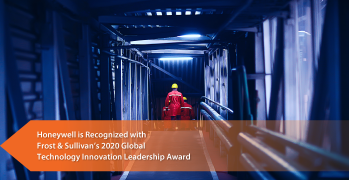 Honeywell Forge Applauded by Frost & Sullivan for Driving Operational Best Practices with Industrial Customers