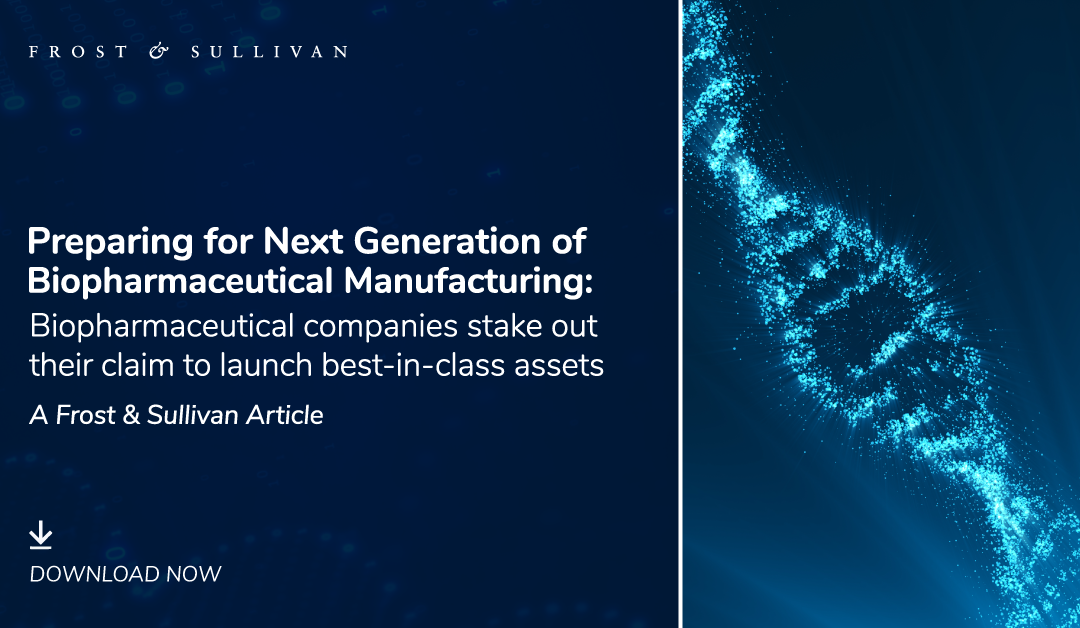 Discover Six Dynamic Trends to Disrupt the Next Generation of Biopharmaceutical Manufacturing
