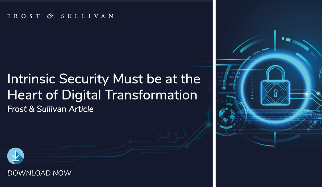 Organizations that Build Security into Cloud-native Business Technologies Exhibit Greater Cyber Resilience