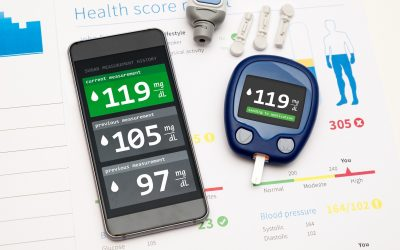 5G Networks to Unlock a New Era of Smartphone-based Point-of-care Testing Diagnostics