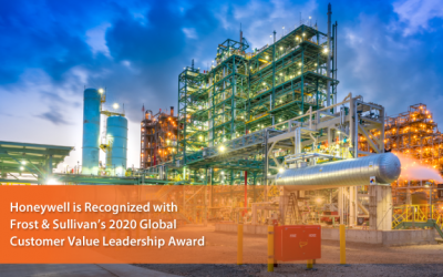 Honeywell Commended by Frost & Sullivan for Helping Industrial Businesses Operate More Efficiently with Its Experion® Process Knowledge System
