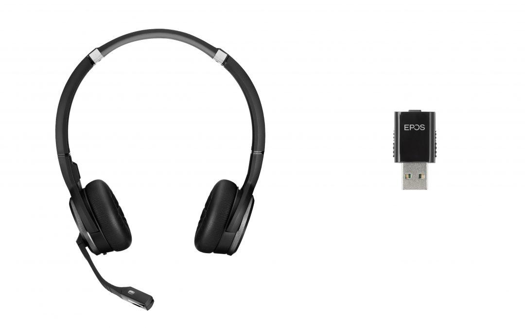 EPOS IMPACT SDW 5061 Headset Runs the Analyst Gauntlet