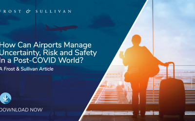 Rise of Touchless Technologies to Enhance Airport Passenger Safety in the COVID-19 Era