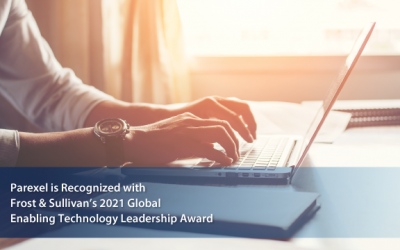 Parexel Commended by Frost & Sullivan for Developing a Flexible and Agile Delivery Model to Improve Clinical Trial Outcome